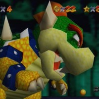 Super Mario 64 Bowser