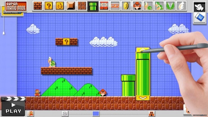 Super Mario Maker LightninGamer