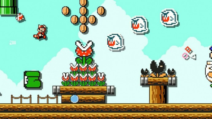 Test Super Mario Maker (07)