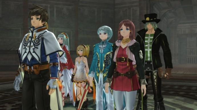 Tales of Zestiria équipe