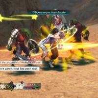 Combat dans Tales of Zestiria
