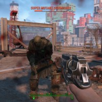 Test Fallout 4 - LightninGamer - Super mutant