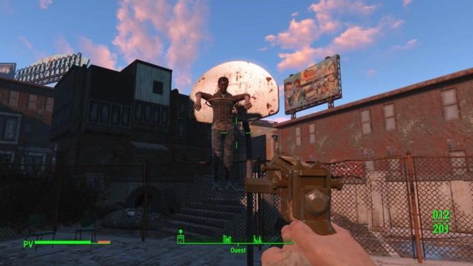 Test Fallout 4 - LighntinGamer -Bug