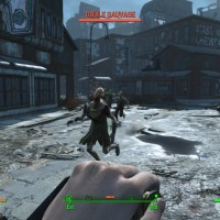 Test Fallout 4 - LightninGamer - Goules
