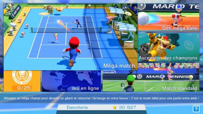 Test Mario Tennis Ultra Smash LightninGamer (01)