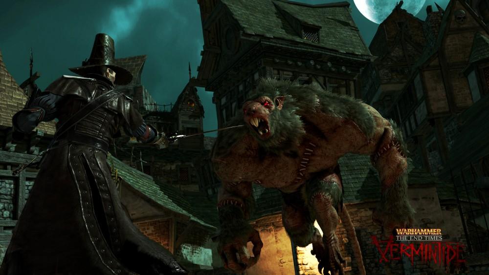 Warhammer End Times - Vermintide - Rat-Ogre - LightninGamer