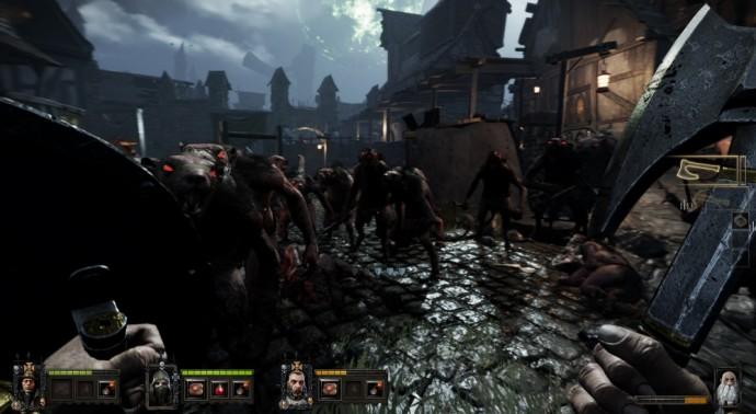 Warhammer End Times - Vermintide - Horde ede skavens- LightninGamer