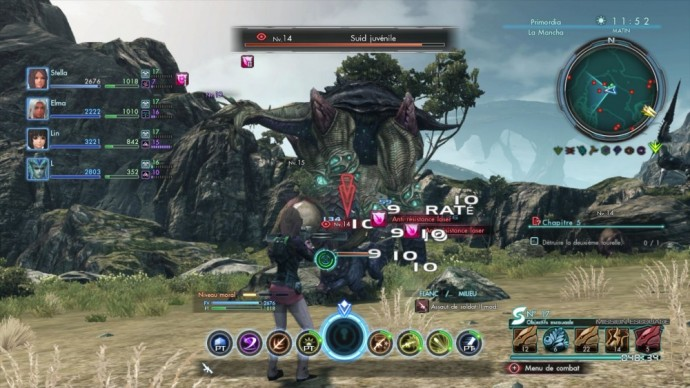 Test Xenoblade Chronicles X LightninGamer (09)