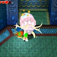 The Legend of Zelda - Tri Force Heroes Boss à plusieurs