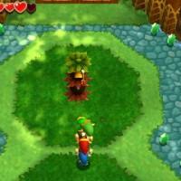 The Legend of Zelda - Tri Force Heroes totem multijoueur
