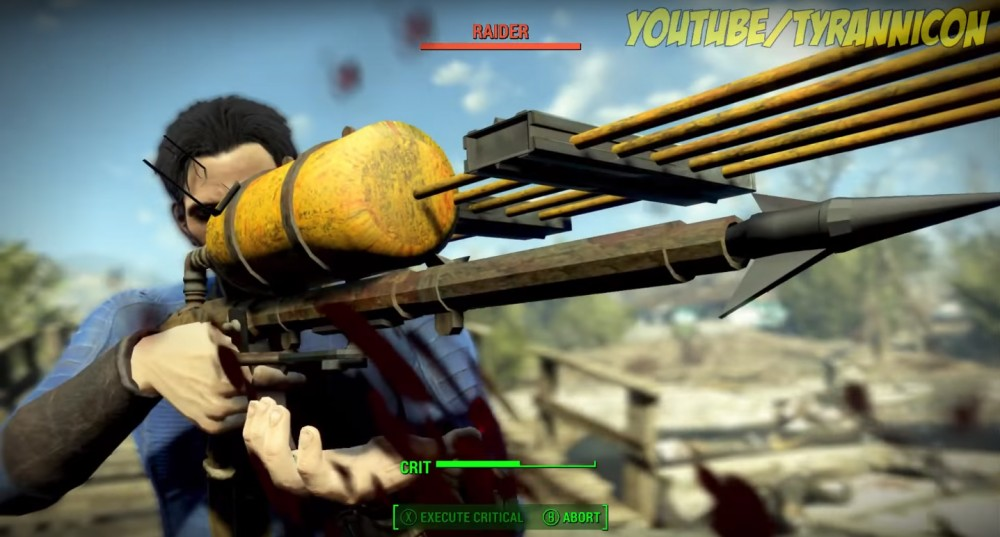 Fallout 4 Harpon - LightninGamer