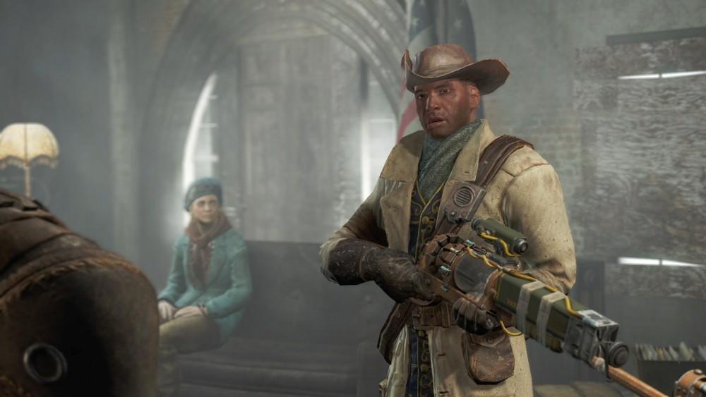 Fallout 4 trailer de lancement