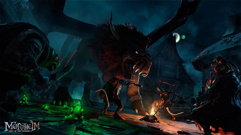 Mordheim : City of the Damned - LightninGamer - Griffon / Skaven