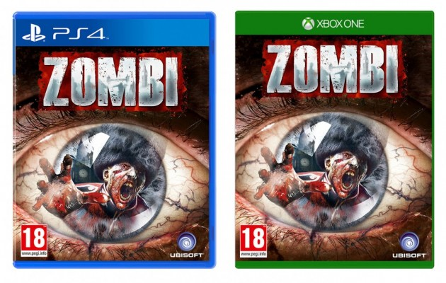 Zombi jaquettes PS4 Xbox One