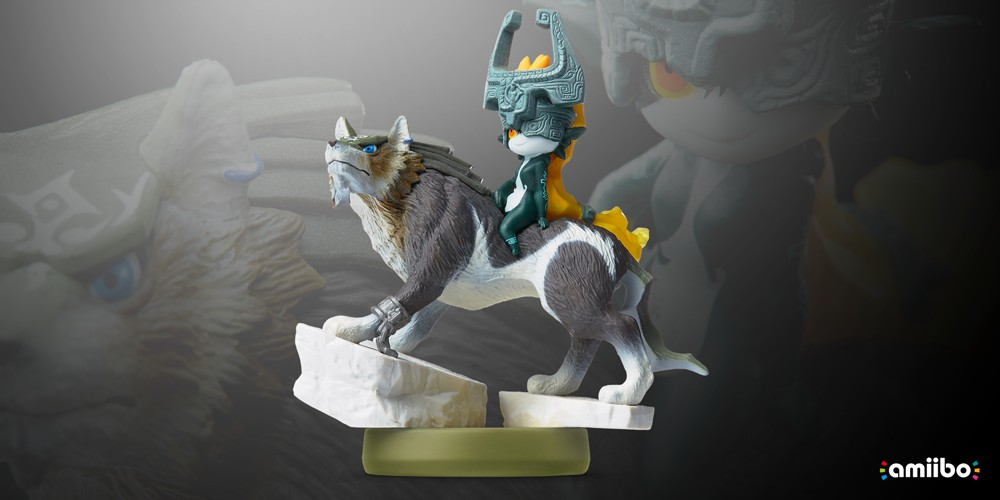 Amiibo de zelda twilight princess