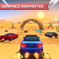 Horizon Chase course