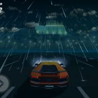 Horizon Chase pluie
