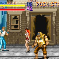 Super NES Final Fight