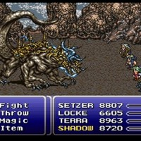 Super NES Final Fantasy VI