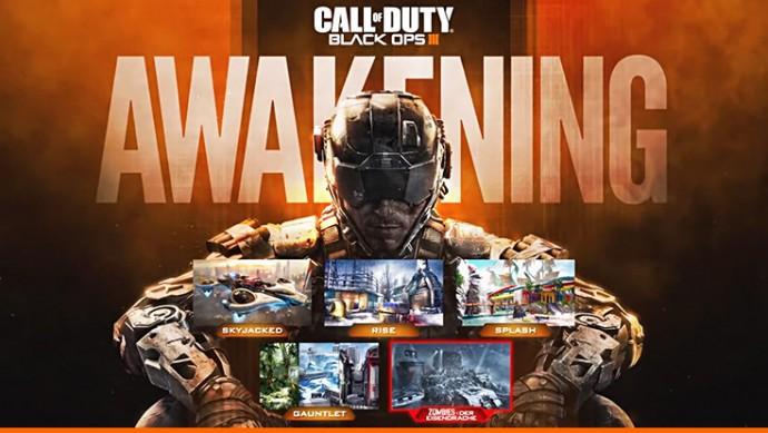Black Ops 3 descriptif d'Awakening 01