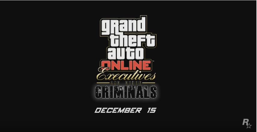 GTA Online executives and other criminals