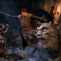 Dragon's Dogma Dark Arisen Combat