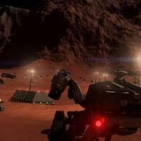 Exploration d'une planète dans Elite Dangerous: Horizons