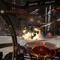 Destruction d'un véhicule dans Elite Dangerous: Horizons
