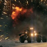 Explosion dans Elite Dangerous: Horizons