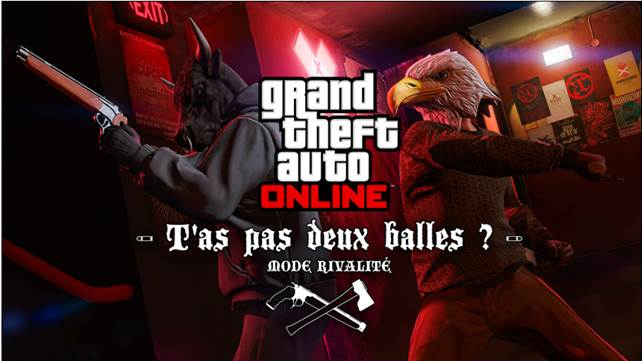 GTA Online - t'as pas edux balles ? - Lightningamer