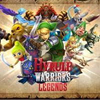 La jaquette d'Hyruile Warriors: Legends
