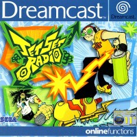 Jeu de légende Jet Set Radio LightninGamer (07)