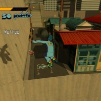 Jeu de légende Jet Set Radio LightninGamer (08)