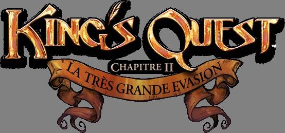 King's Quest - Chapitre 2 Logo