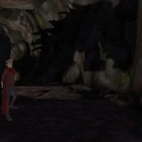King's Quest - Episode 2 Roi Graham se cache de l'ombre d'un dragon