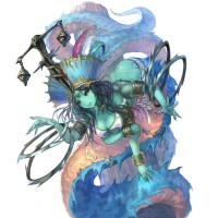 Nights of Azure - Mistral