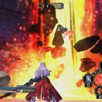 Les combats dans Nights of Azure (2/2)