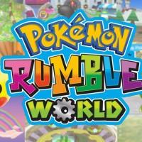 Le Logo de Pokémon Rumble World