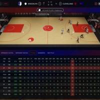 Pro Basketball Manger 2016 Match