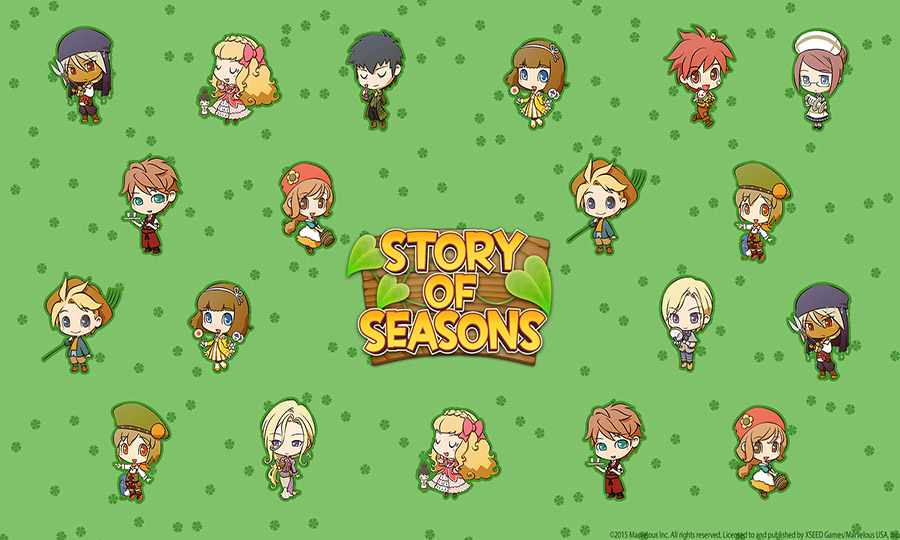 Story of Seasons bannière