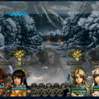 Combat dans Stranger of Sword City