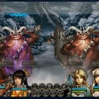 Combats dans Stranger of Sword City