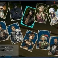 Les cartes de Stranger of Sword CIty