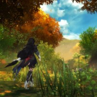 Tales of Berseria Forêt luxuriante