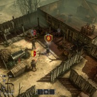 Hard West - carte de combat - LightninGamer