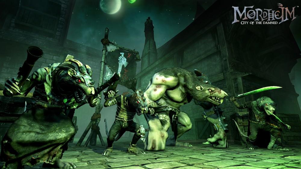 MOrdheim city of the damned - Rat Ogre - Lightningamer