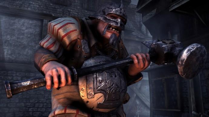 Test Mordheim City of the Damned [PC] - Ogre humain - LightninGamer