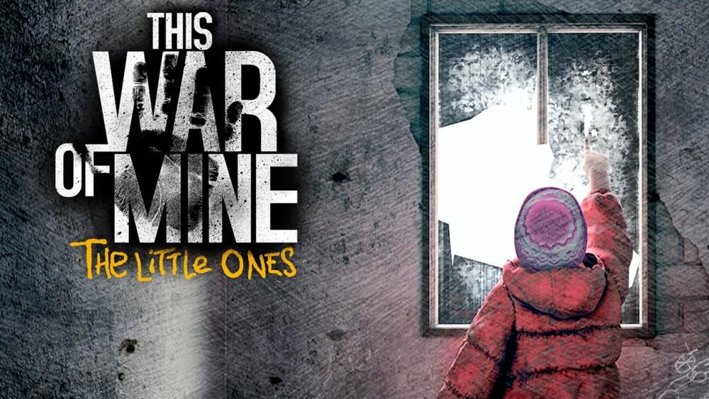 This War Of Mine: The Little Ones - Artwork - Lightningamer