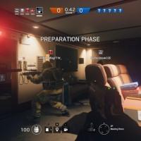Préparation dans Rainbow Six Siege