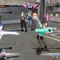 Yakuza 5 jeu de rythme avec Haruka